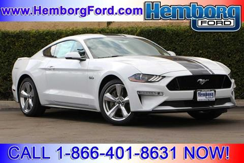 2019 Ford Mustang for sale in Norco, CA