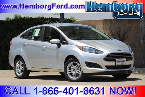 2019 Ford Fiesta for sale in Norco, CA