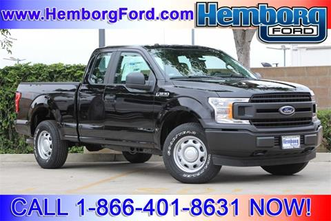 2019 Ford F-150 for sale in Norco, CA