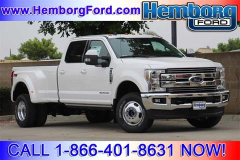 2019 Ford F-350 Super Duty for sale in Norco, CA