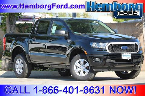 2019 Ford Ranger for sale in Norco, CA