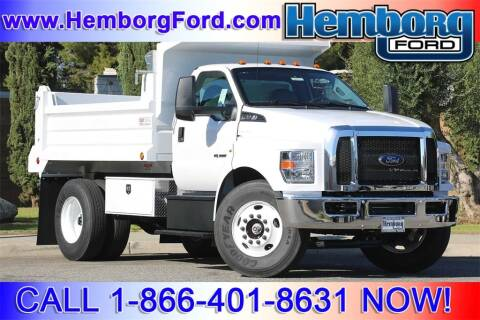 2019 Ford F-650 Super Duty for sale in Norco, CA