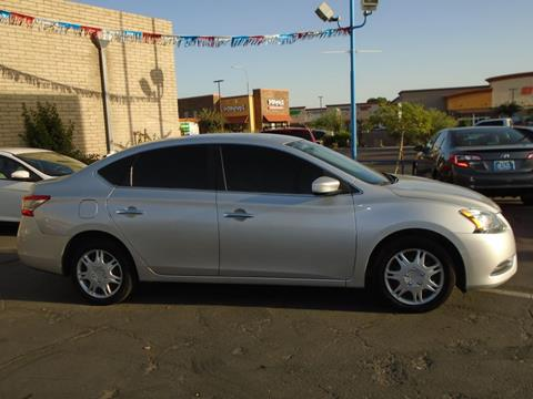 2014 Nissan Sentra for sale in Phoenix, AZ
