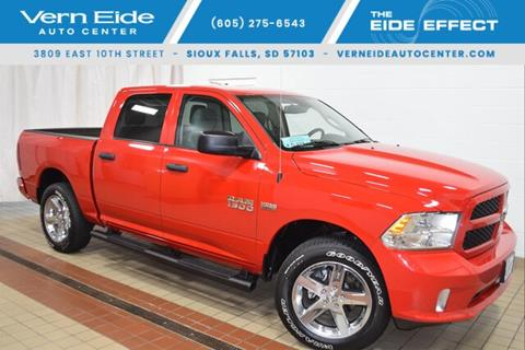 2016 RAM Ram Pickup 1500 for sale in Sioux Falls, SD