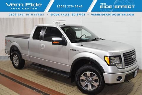 2011 Ford F-150 for sale in Sioux Falls, SD