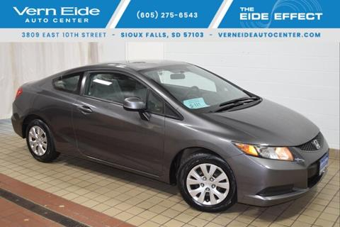 2012 Honda Civic for sale in Sioux Falls, SD