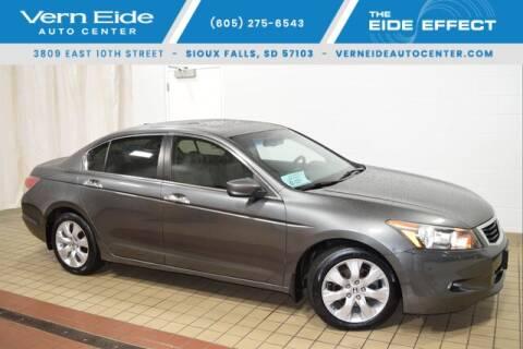 2009 Honda Accord For Sale >> 2009 Honda Accord For Sale In Sioux Falls Sd