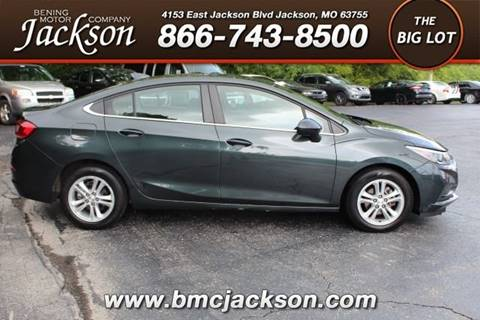 2018 Chevrolet Cruze for sale in Jackson, MO