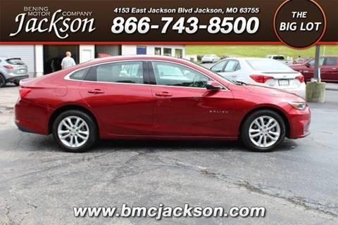 2018 Chevrolet Malibu for sale in Jackson, MO