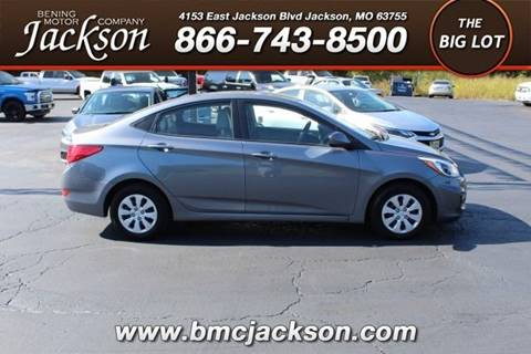 2017 Hyundai Accent for sale in Jackson, MO