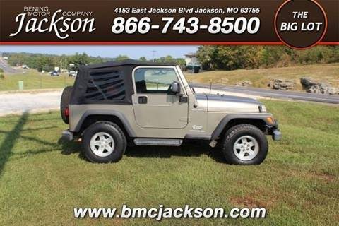 2006 Jeep Wrangler for sale in Jackson, MO