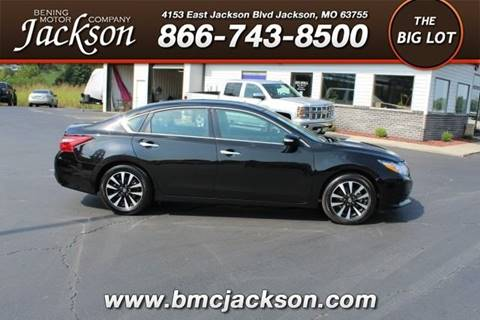 2018 Nissan Altima for sale in Jackson, MO