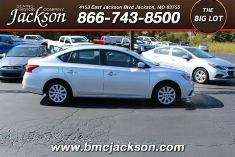 2017 Nissan Sentra for sale in Jackson, MO
