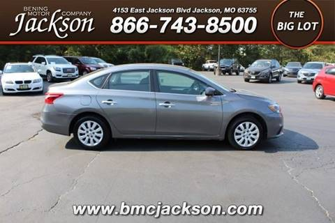 2018 Nissan Sentra for sale in Jackson, MO