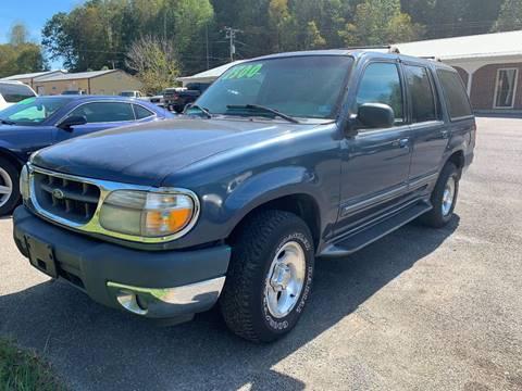 2000 Ford Explorer for sale in Abingdon, VA