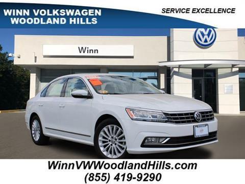 2017 Volkswagen Passat for sale in Woodland Hills, CA