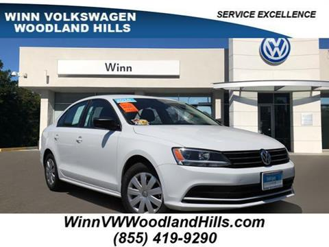 2016 Volkswagen Jetta for sale in Woodland Hills, CA