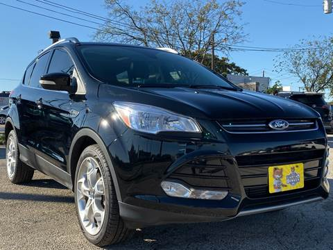 2016 Ford Escape for sale at Cow Boys Auto Sales LLC in Garland TX