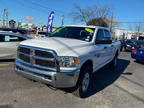 2013 RAM Ram Pickup 2500 for sale at Cow Boys Auto Sales LLC in Garland TX
