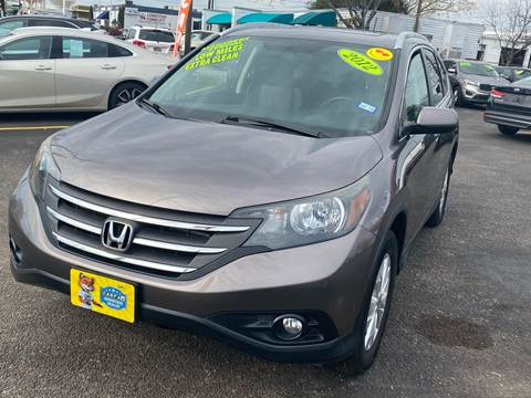 2012 Honda CR-V for sale at Cow Boys Auto Sales LLC in Garland TX