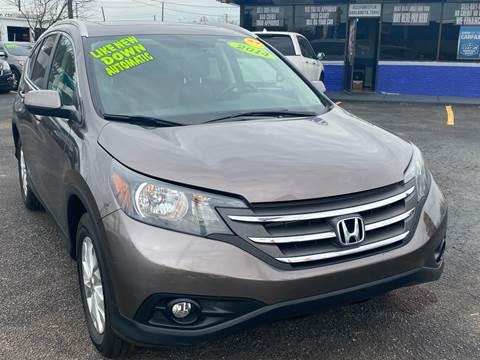2014 Honda CR-V for sale at Cow Boys Auto Sales LLC in Garland TX