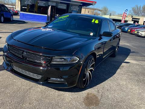 2016 Dodge Charger for sale at Cow Boys Auto Sales LLC in Garland TX