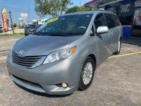 2011 Toyota Sienna for sale at Cow Boys Auto Sales LLC in Garland TX