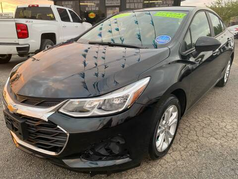 2019 Chevrolet Cruze for sale at Cow Boys Auto Sales LLC in Garland TX