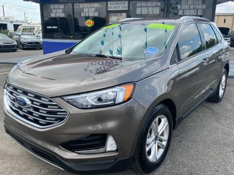 2019 Ford Edge for sale at Cow Boys Auto Sales LLC in Garland TX