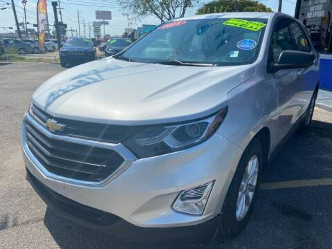 2018 Chevrolet Equinox for sale at Cow Boys Auto Sales LLC in Garland TX