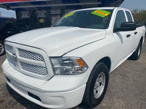 2019 RAM Ram Pickup 1500 Classic for sale at Cow Boys Auto Sales LLC in Garland TX