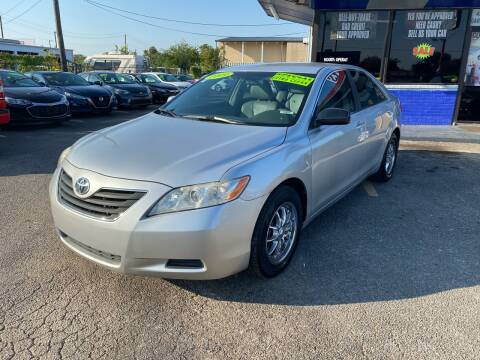 2009 Toyota Camry for sale at Cow Boys Auto Sales LLC in Garland TX