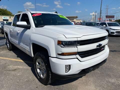 2017 Chevrolet Silverado 1500 for sale at Cow Boys Auto Sales LLC in Garland TX
