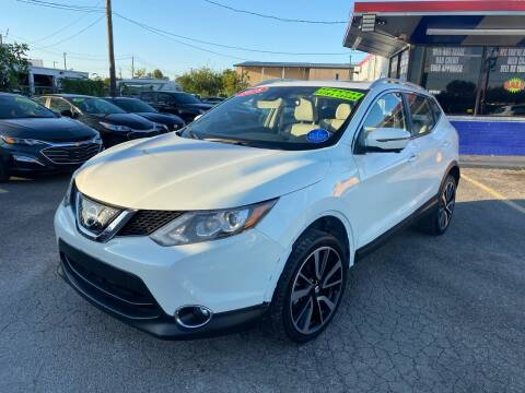 2018 Nissan Rogue Sport for sale at Cow Boys Auto Sales LLC in Garland TX