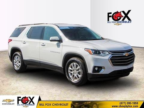 2019 Chevrolet Traverse for sale in Rochester Hills, MI