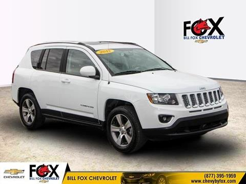 2017 Jeep Compass for sale in Rochester Hills, MI