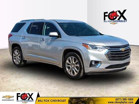2018 Chevrolet Traverse for sale in Rochester Hills, MI
