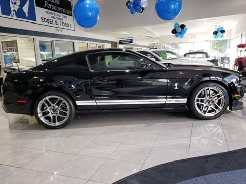 2014 Ford Shelby GT500 for sale in Mooresville, NC
