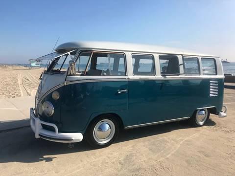 Volkswagen San Bernardino >> 1967 Volkswagen Bus For Sale In San Bernardino Ca