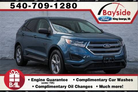 2018 Ford Edge for sale in King George, VA