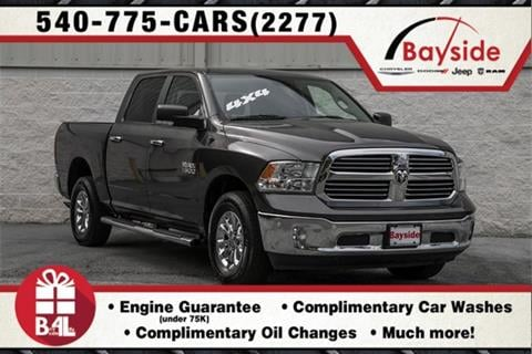 2016 RAM Ram Pickup 1500 for sale in King George, VA