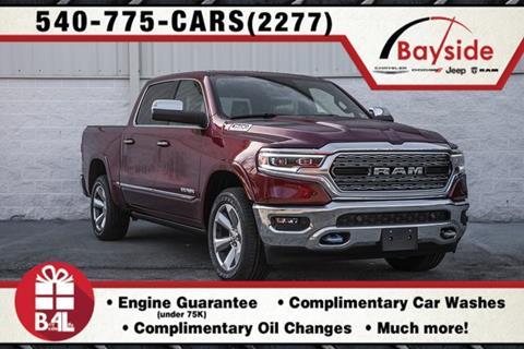 2019 RAM Ram Pickup 1500 for sale in King George, VA
