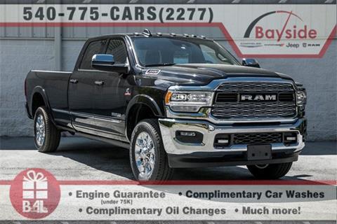 2019 RAM Ram Pickup 3500 for sale in King George, VA