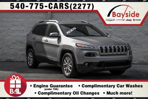 2017 Jeep Cherokee for sale in King George, VA