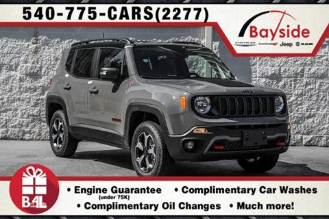 2019 Jeep Renegade for sale in King George, VA