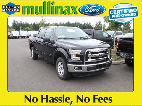 2016 Ford F-150 for sale in Olympia, WA