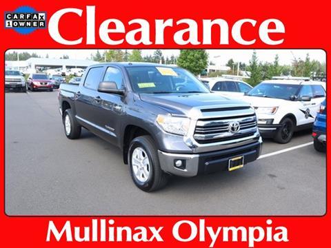 2017 Toyota Tundra for sale in Olympia, WA