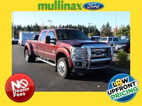 2016 Ford F-450 Super Duty for sale in Olympia, WA