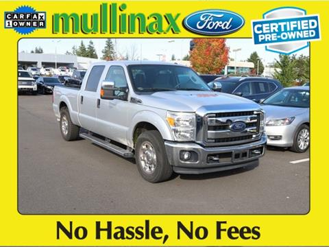 2015 Ford F-250 Super Duty for sale in Olympia, WA