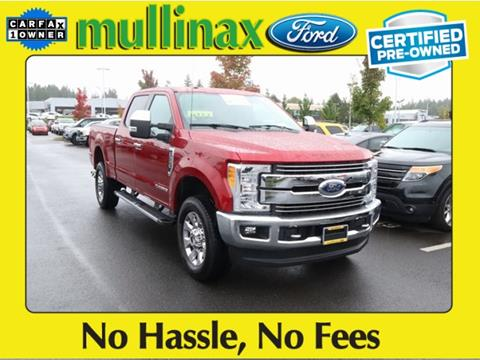 2017 Ford F-350 Super Duty for sale in Olympia, WA